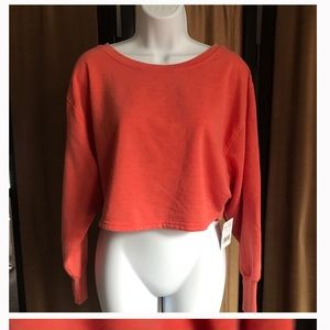New for Fall! Cozy and Cute Free People Sweatshirt